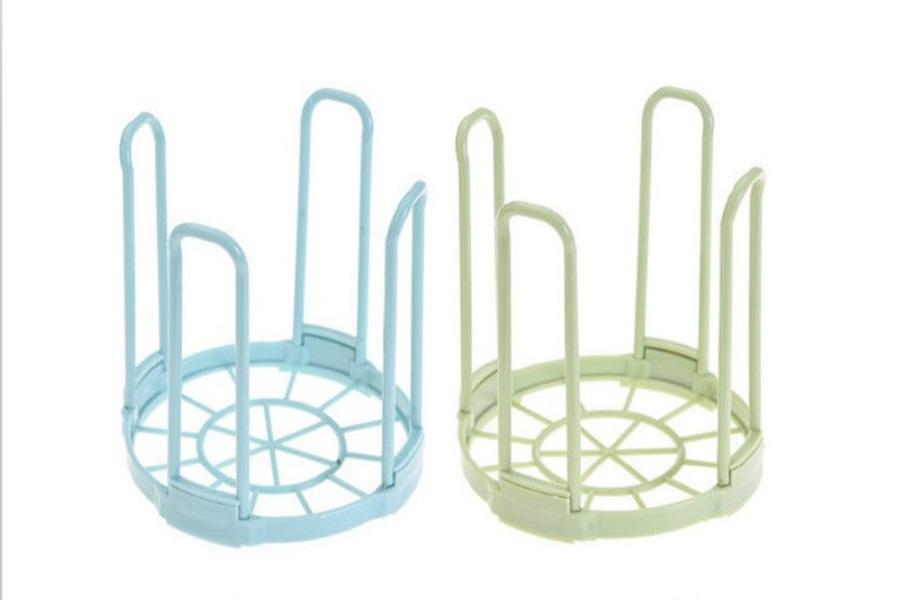 Combo 2 dụng cụ úp ly chén bằng nhựa - giao màu ngẫu nhiên
