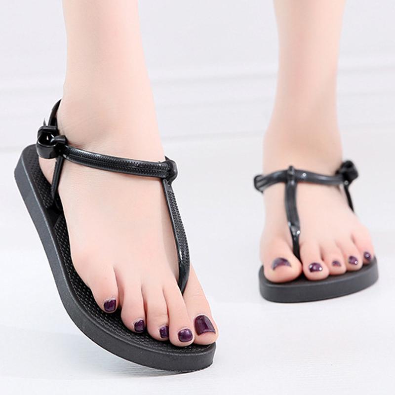 Giày sandal nữ ,thiết kế dây gài độc đáo 9600413 11