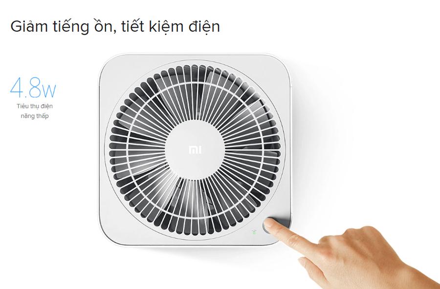 Máy Lọc Không Khí Xiaomi Mi Air Purifier 2H (31W) - Hàng Chính Hãng = 2.880.000đ
