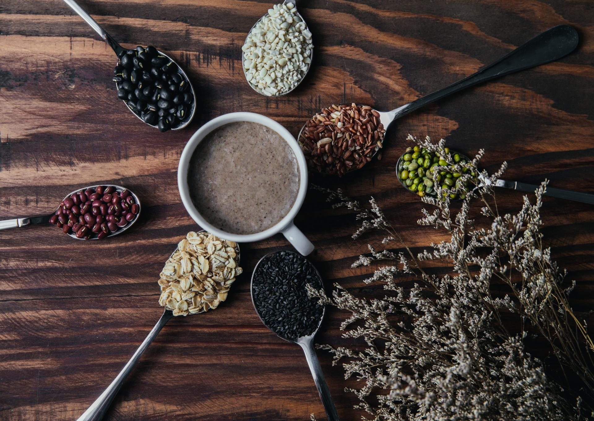 Bột mầm ngũ cốc phù hợp cho nguoief tập gym