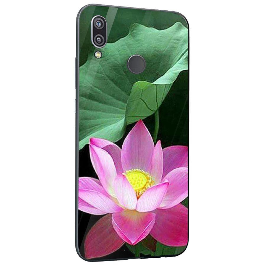 Ốp kính cường lực cho điện thoại Huawei NOVA 3E/P20 LITE - Đủ nắng thì hoa nở MS DNTHN015