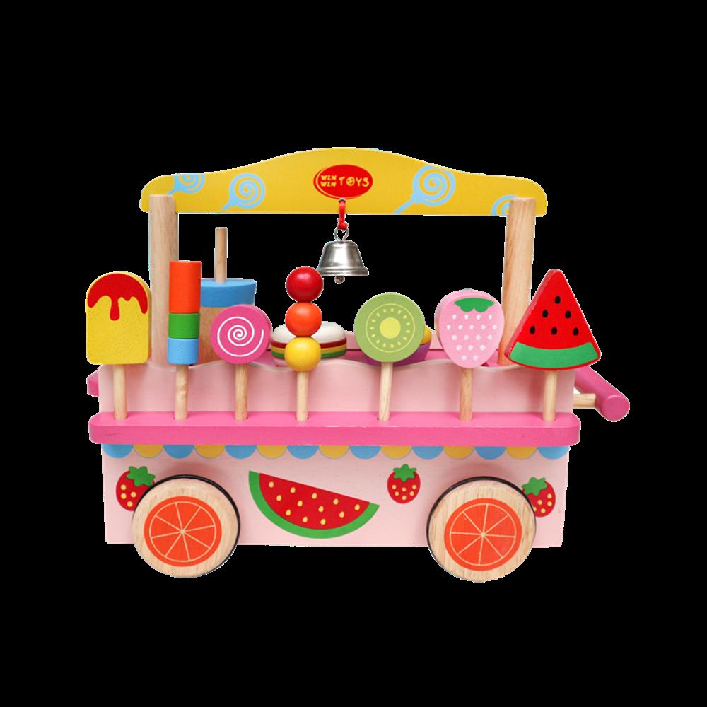 Trò chơi gian hàng cho bé Đồ chơi gỗ quầy bán hàng Việt Nam | Đồ chơi hóa  trang, đồ hàng