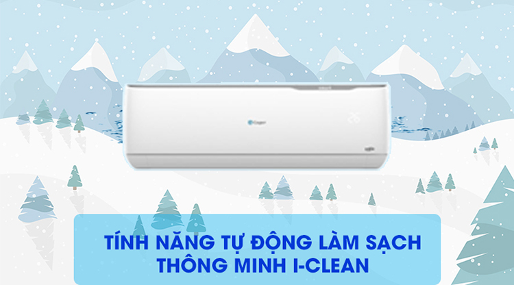 Máy Lạnh Inverter Casper GC-12TL32 (1.5HP) - Hàng Chính Hãng - Chỉ Giao tại HCM