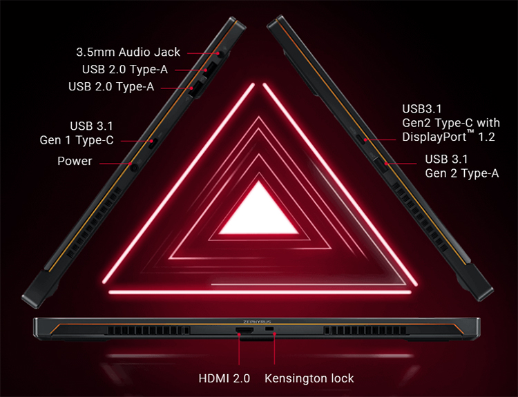 """Laptop Asus Zenbook UX533FD-A9035T Core i5-8265U/Win10 (15.6"""" FHD) - Hàng Chính Hãng"""
