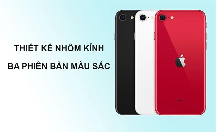 Điện Thoại iPhone SE 128G ( 2020) - Hàng Chính Hãng