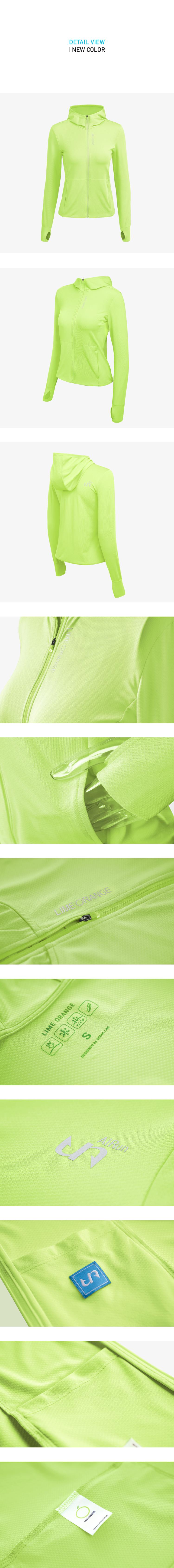 Áo khoác nữ Air Hoodie LO18707102-MGR