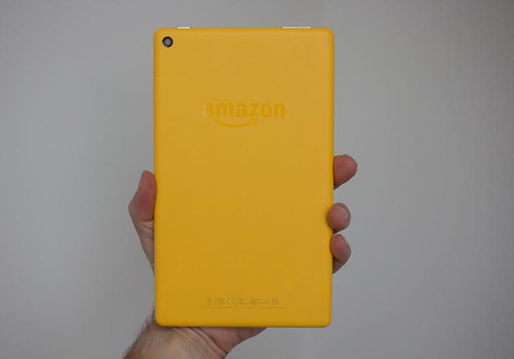 Máy Tính Bảng Kindle Fire HD8 16GB (2017) - Hàng Chính Hãng