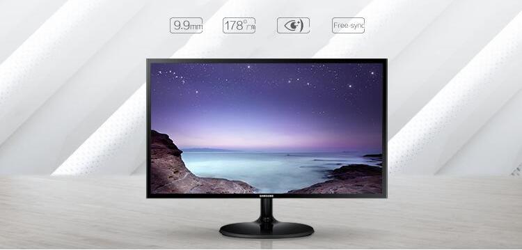 Màn Hình Máy Tính HDMI SAMSUNG S24F350FHC - 23.5 inch
