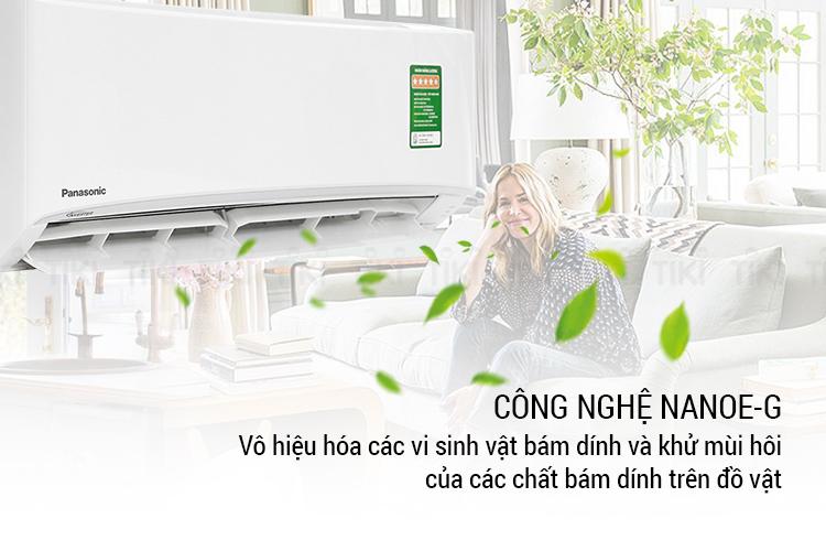 Điều Hòa Inverter Panasonic CU/CS-PU9UKH-8 (8.530Btu)
