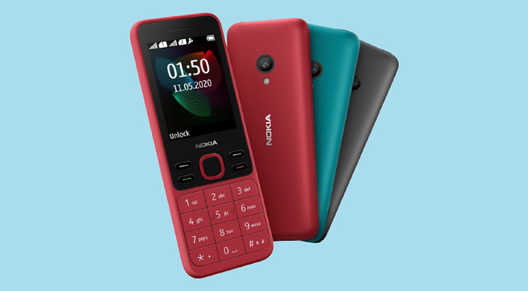 Điện Thoại Nokia 150 (2020) -  Hàng Chính Hãng
