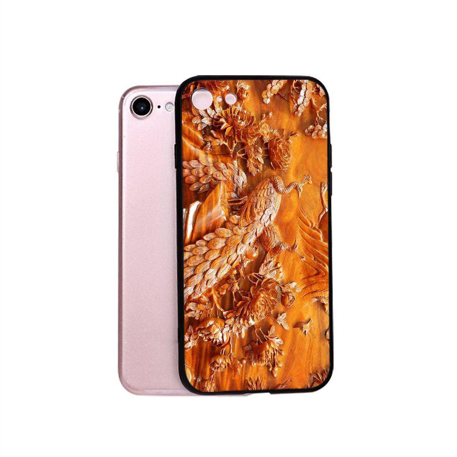 Ốp điện thoại iPhone 5/5s/se - hình Điêu Khắc MS DKHAC005