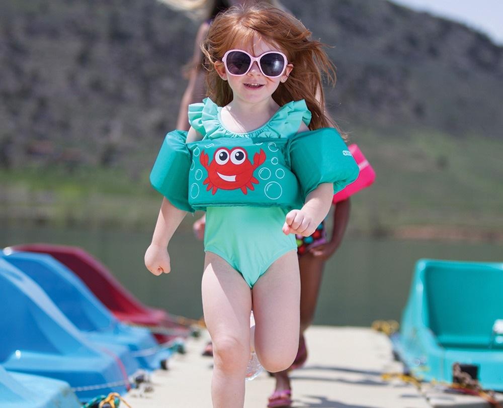 Phao bơi trẻ em cực chất 1