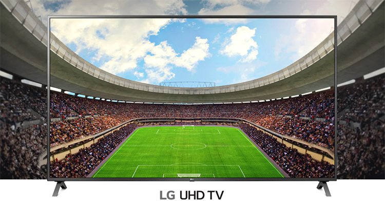 Smart Tivi LG 4K 65 inch 65UN7000PTA