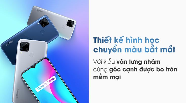 Điện Thoại Realme C15 (4GB/64G) - Hàng Chính Hãng