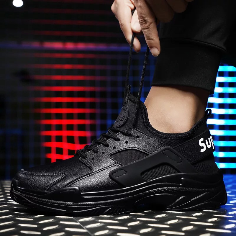 Giày Sneaker Nam Thể Thao Đế Cao Phong Cách trẻ trung 2