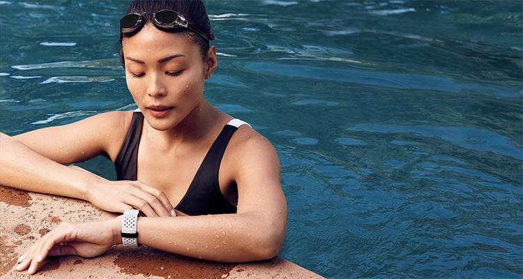 Vòng Theo Dõi Sức Khỏe Fitbit Charge 3