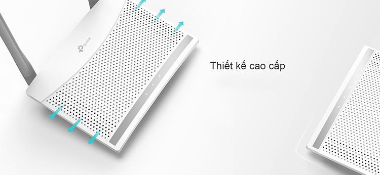 Router Wifi TP-Link Chuẩn N Tốc Độ 300Mbps TL-WR820N - Hàng Chính Hãng