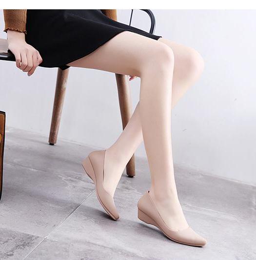Giày Búp Bê Nữ Đế Bệt Nhựa Dẻo Êm Ái G01 3
