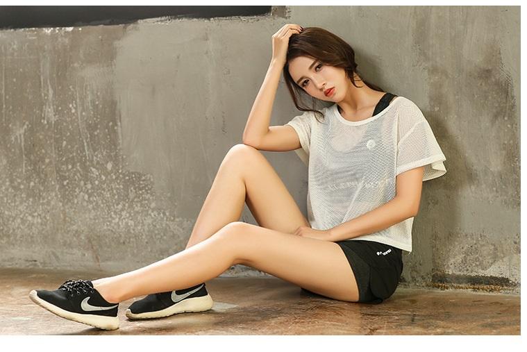 Set Bộ 3 đồ quần áo thun thể thao nữ áo ngoài zen năng động ( Đồ Tập Gym, Yoga, Aerobic ) mã 8808 19