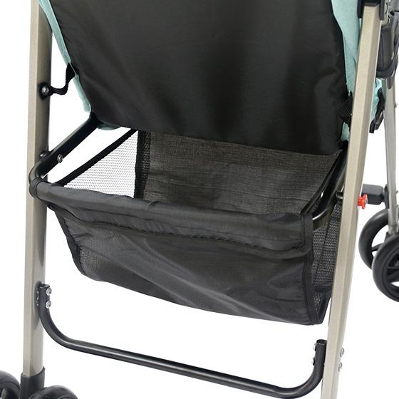 Xe đẩy trẻ em đa năng gọn nhẹ Thời trang cho bé Màu xanh mint 5