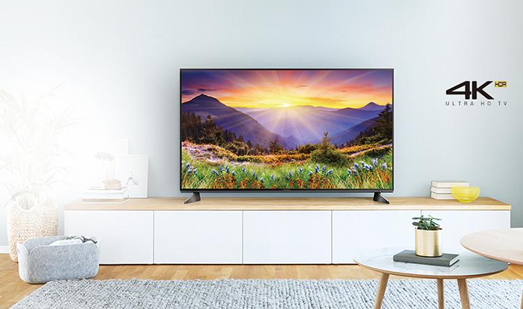 Smart tivi Panasonic 4K 55 inch TH-55FX800V - Hàng chính hãng
