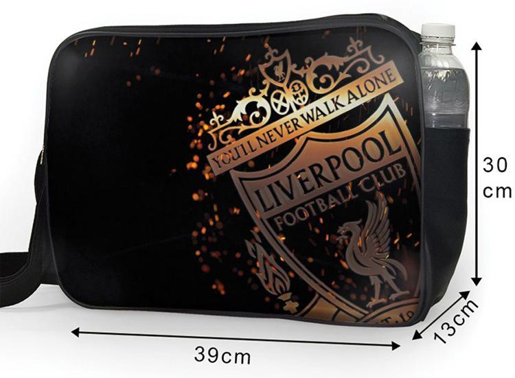 Túi Đeo Chéo Hộp Unisex Liverpool - TCST057