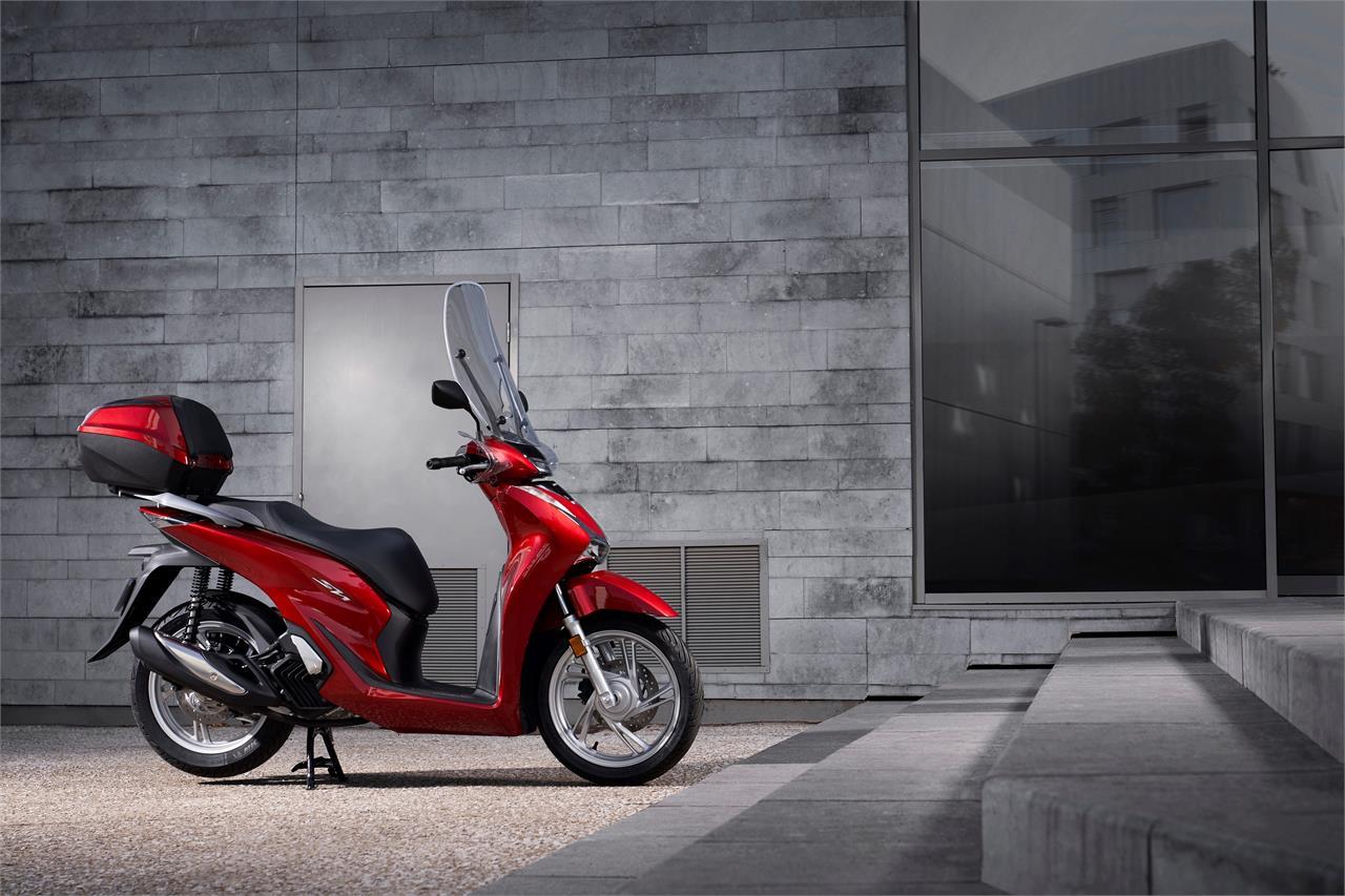 Xe Máy Honda SH 125i Phanh CBS 2019