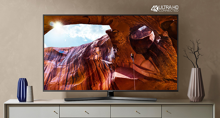 Smart Tivi Samsung 65 inch 4K UHD UA65RU7400KXXV