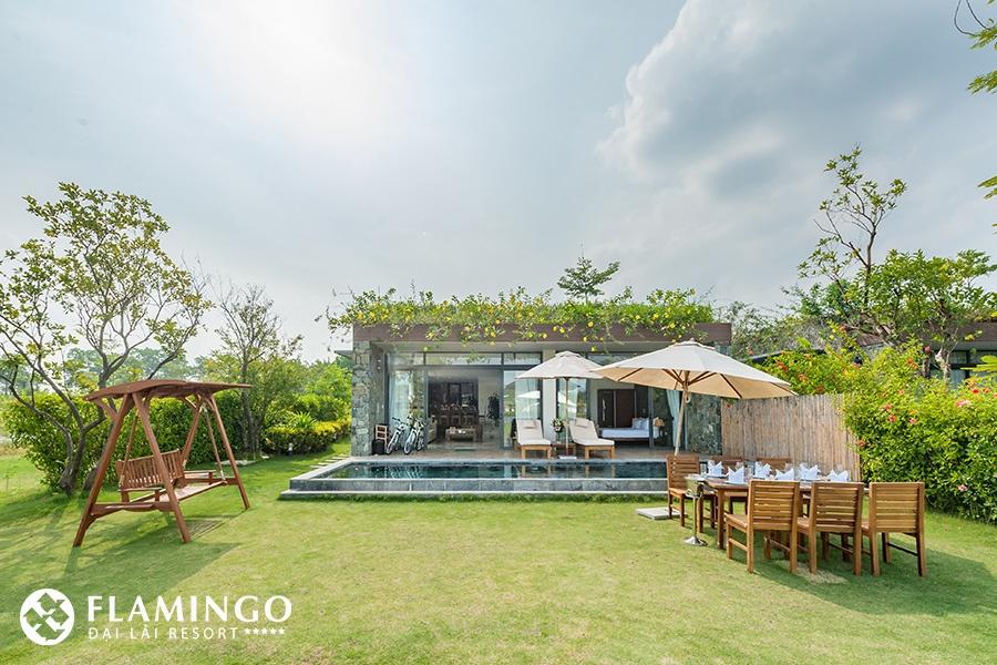 Flamingo Đại Lải Resort 5* - Villa 02, 03 Phòng Ngủ, Kèm Nhiều Ưu ...