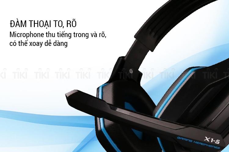 Tai Nghe Chụp Tai Ovann X1 Gaming