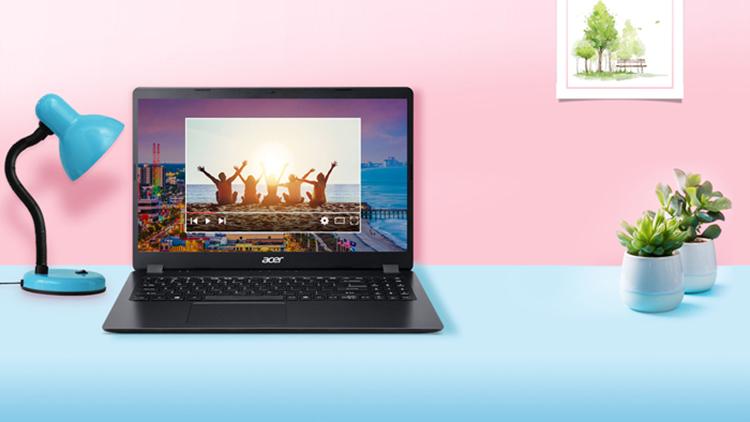 Laptop Acer Aspire 3 A315-42-R2NS NX.HF9SV.005 AMD R3-3200U/ Win10 (15.6 FHD) - Hàng Chính Hãng