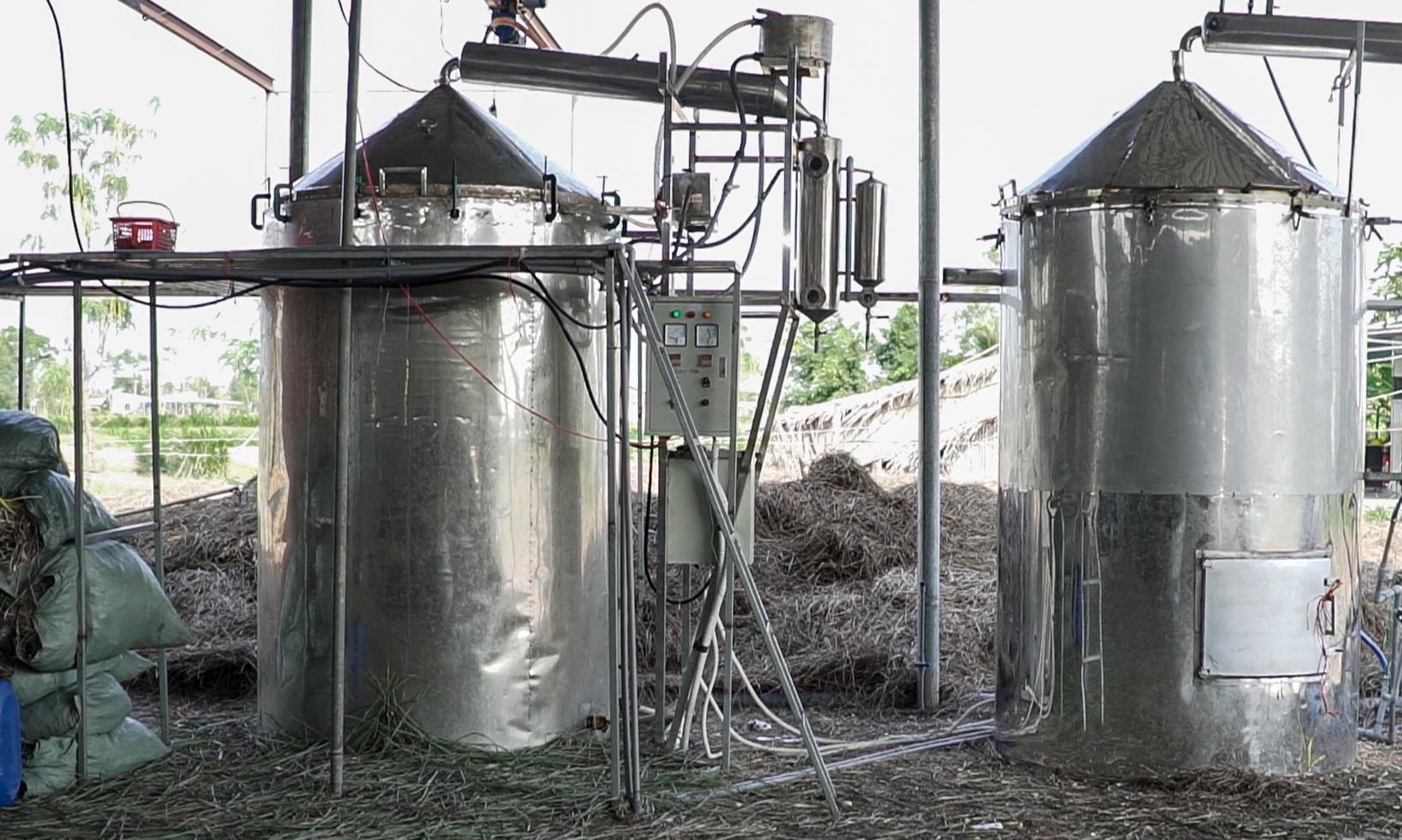 Tinh dầu Gỗ Đàn Hương 100ml Mộc Mây - tinh dầu thiên nhiên nguyên chất 100% - chất lượng và mùi hương vượt trội - Có kiểm định 20