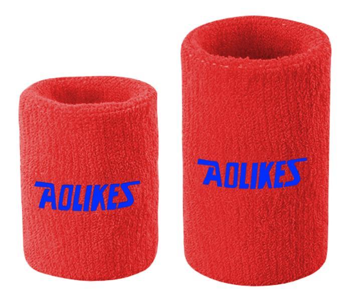 Băng cổ tay thấm mồ hôi cao cấp Aolikes - Tom Sport 4