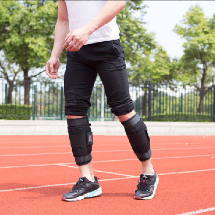 Tạ đeo chân cao cấp 4 Kg phiên bản 4.0 - Ảnh 6