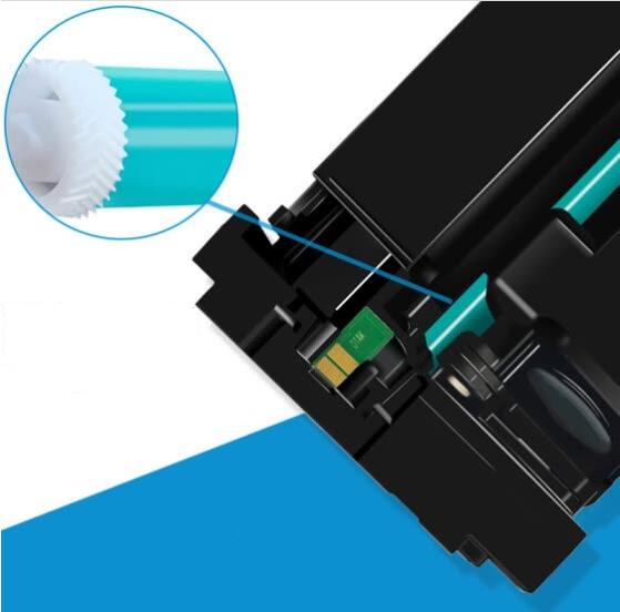 Hộp Mực Đen Cho Máy In HP CF500A e generation