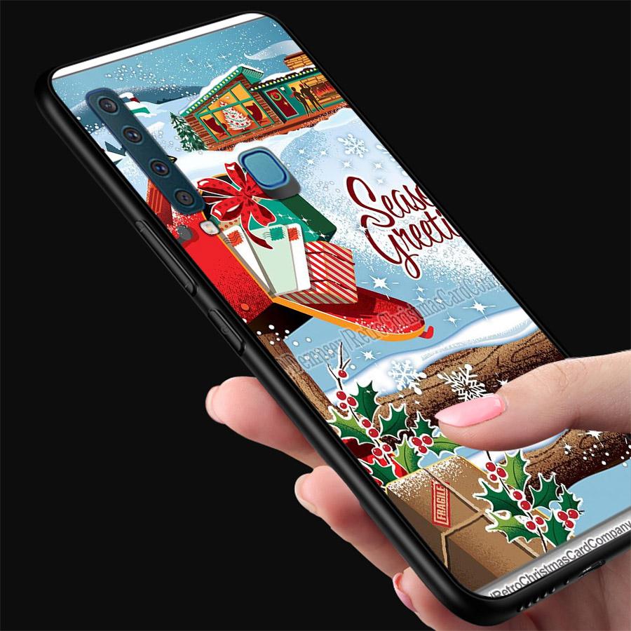 Ốp lưng điện thoại Samsung Galaxy A20 - giáng sinh đầm ấm MS GSDA001