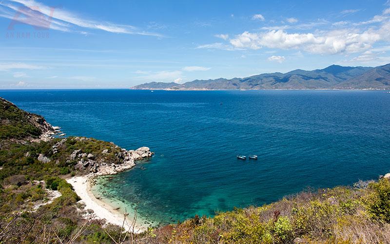 Hòn Rùa đảo Bình Ba Nha Trang Cam Ranh An Nam Tour