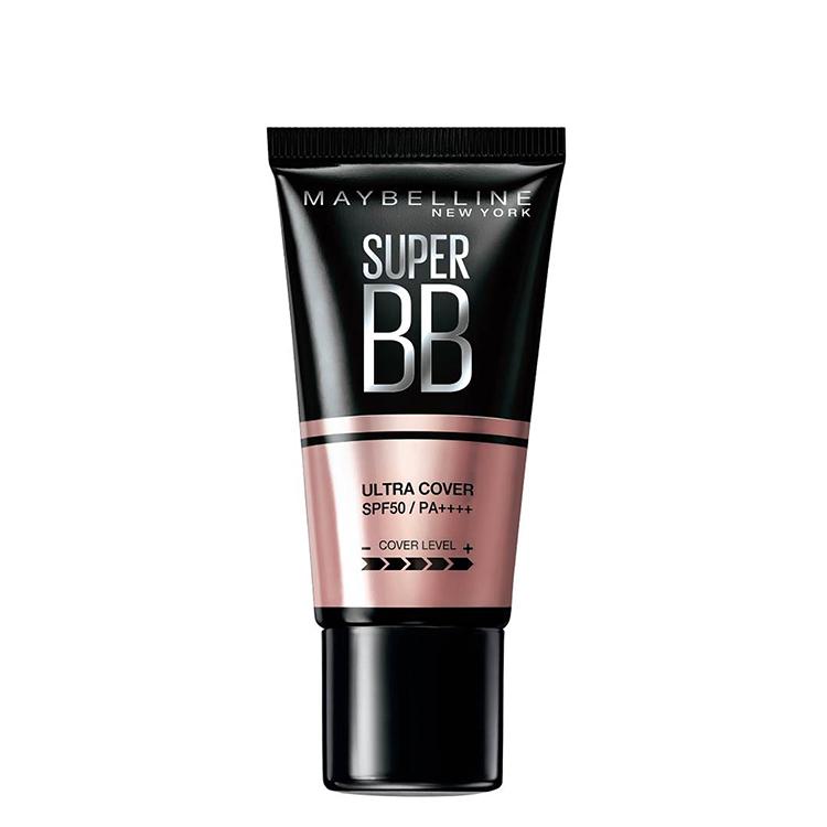 Kem Nền Maybelline Super BB Ultra Cream Cover SPF50 PA++++ 30ml Trang Điểm Hoàn Hảo PM711 15