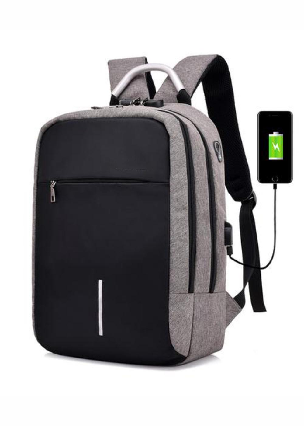 balo thời trang nam nữ cao cấp có lớp chống sốc đựng laptop TF 4.0 3