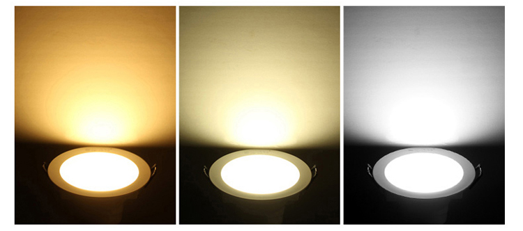 Đèn Trần Midea LED 3W