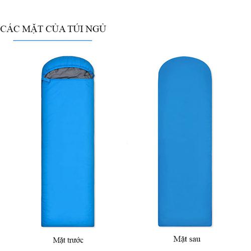 Túi ngủ đơn siêu mềm mịn cho dân văn phòng 1