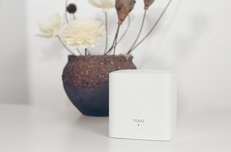 Bộ Phát Wifi Dạng Lưới Mesh Tenda Nova MW3 AC1200 ( 3 cái) - Hàng Chính Hãng - Hàng Chính Hãng
