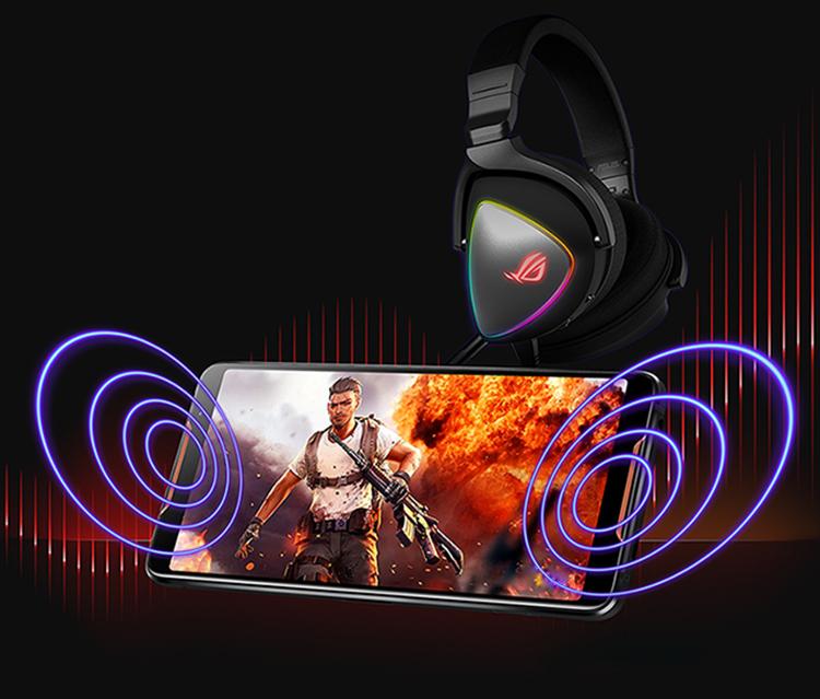 ROG game phone 8GB+128GB 845 liquid cooling heat full screen full Netcom 4G dual card dual standby