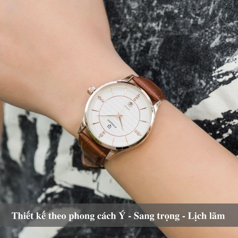 Đồng hồ nam PAGINI cao cấp chống nước - Mặt kính tráng sapphire chống xước - Phong cách sang trọng - Lịch lãm 2