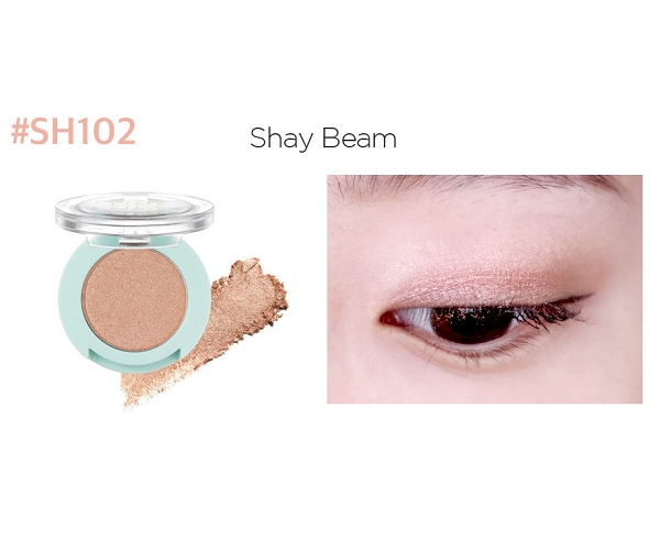 Phấn Mắt Nhũ Lime Color & Eyes Single Shadow 1.4g 6