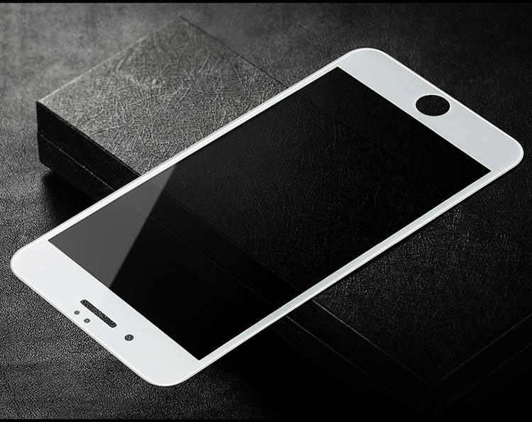 Kính Cường Lực Full Màn Hình Bismuth Baseus Cho IPhone 8 Plus