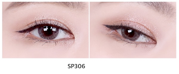 Phấn Mắt Nhũ Lime Color & Eyes Single Shadow 1.4g 16