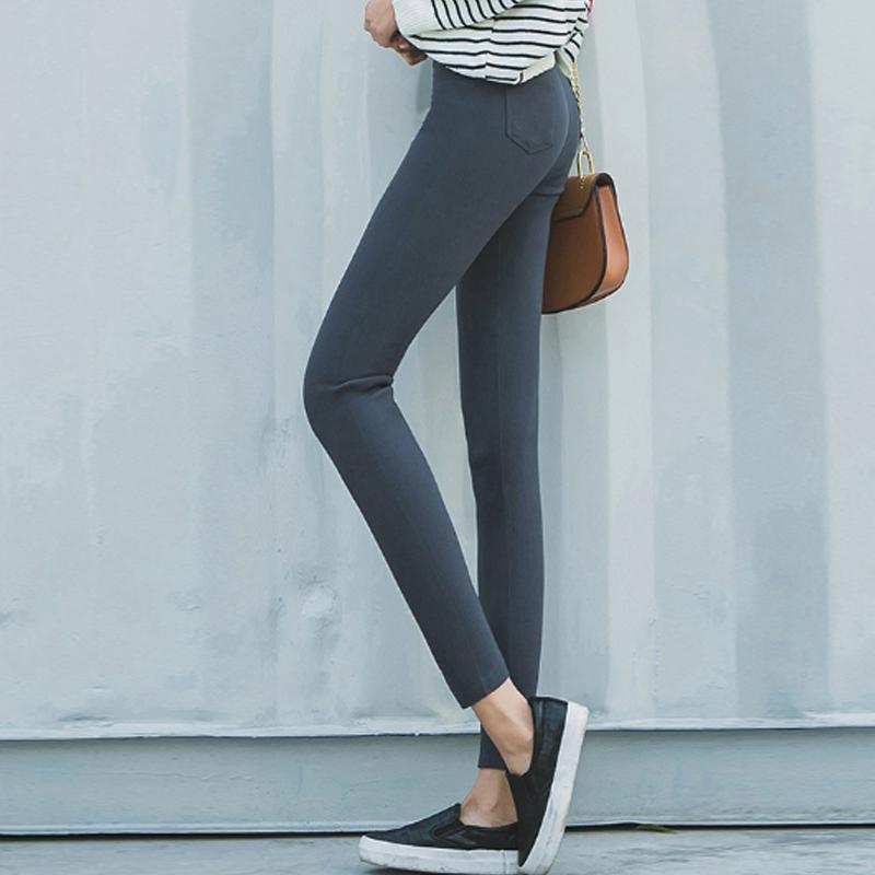 Quần nữ legging chất liệu cao cấp ôm dáng 9100157 9
