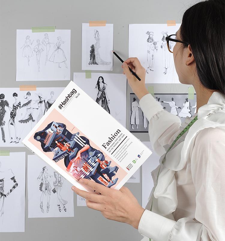 Hashtag No.2 Fashion - Kinh Doanh Thời Trang Tại Thị Trường Việt Nam
