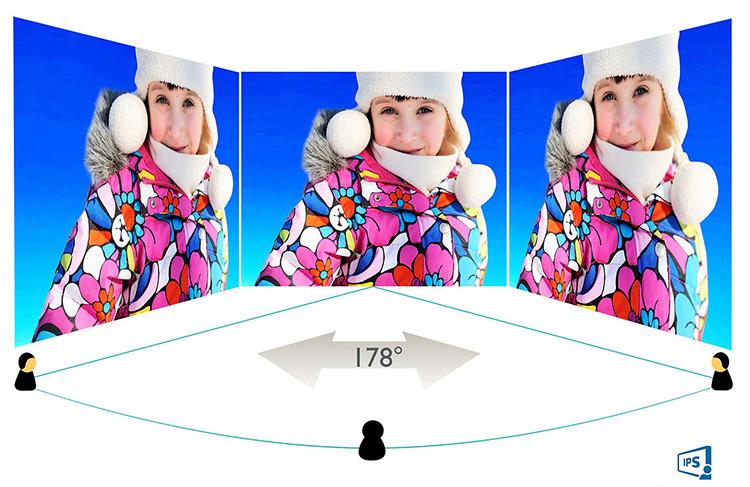 Màn Hình Philips 223V7QHSB 22 Inch Full HD (1920 x 1080) 4ms 60Hz IPS - Hàng Chính Hãng